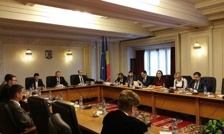 Organizarea Congresului Românilor de Pretutindeni